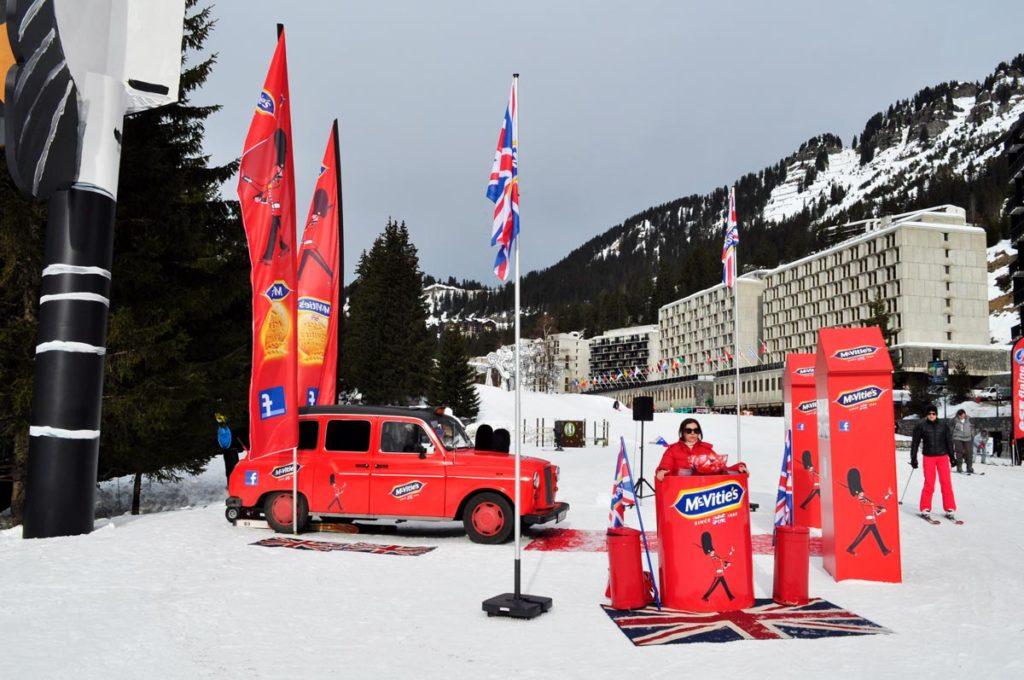 Entreprise location roadshow stations de ski